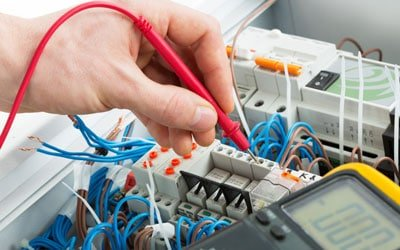 pronto intervento elettricista padova